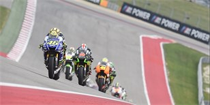 MotoGP v Texasu 2014: Ti, co se na pódium nevešli