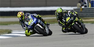 MotoGP v Indianapolis: Ti,co se na pódium nevešli