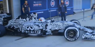 Video: Red Bull na trati v Jerezu