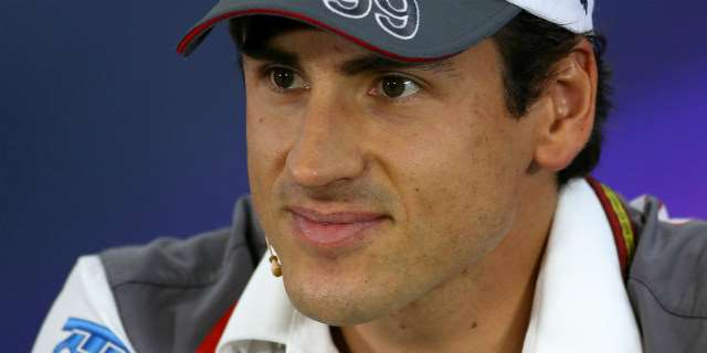 Adrian Sutil končí u Williamsu i ve formuli 1