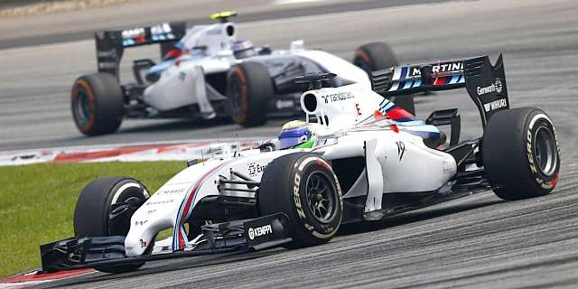 Williams se omluvil fanouškům za Malajsii