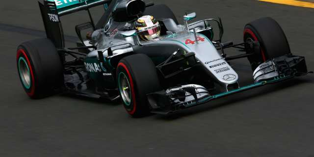 Kvalifikace na GP Austrálie: Dominance Mercedesu, pole position má Hamilton