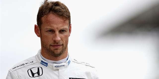 Button do WEC! Brit bude debutovat v Le Mans