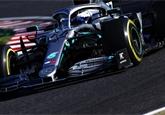 V Japonsku vyhrál Bottas. Mercedes si zajistil oba tituly