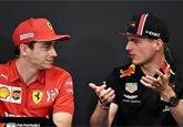 Já a Leclerc v jednom týmu? Nejsme jako Hamilton a Rosberg, říká Verstappen