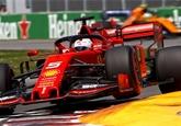 Video: Pohyb hlavy, který připravil Vettela o vítězství