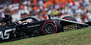 Grosjean se dostal do Q3 s vozem z Austrálie  | Zdroj:  Getty Images / Mark Thompson