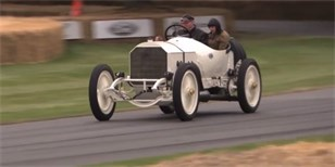 Video: Mercedes-Benz na Goodwood Festival of Speed