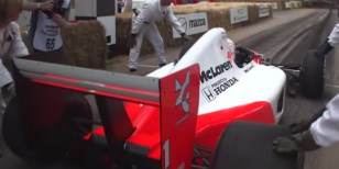 Video: Jenson Button ve voze MP4/6