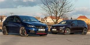 Peugeot 308 GTi vs. VW Golf GTI Performance – Proč GTi není GTI