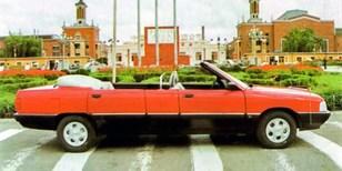 Audi 100 v Čína: Jak si soudruzi upravili audinu podle svého vkusu