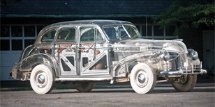 Pontiac Series 26 Deluxe Six Rohm & Haas (1939-1940): Znáte auto z plexiskla?