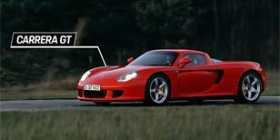 Podívejte se na pět nejrychleji zrychlujících Porsche v akci