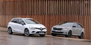 Renault Clio Grandtour 0.9 TCe vs Škoda Fabia Combi 1.0 TSI – Ještě nevymřeli