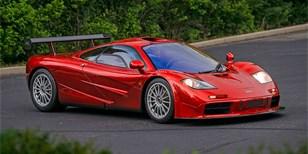 Extra vzácný McLaren F1 LM míří do aukce. Jeden ze dvou kusů!